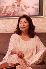 8代目/吉祥レイキ・グランドマスター 岩崎喜久美(いわさききくみ)